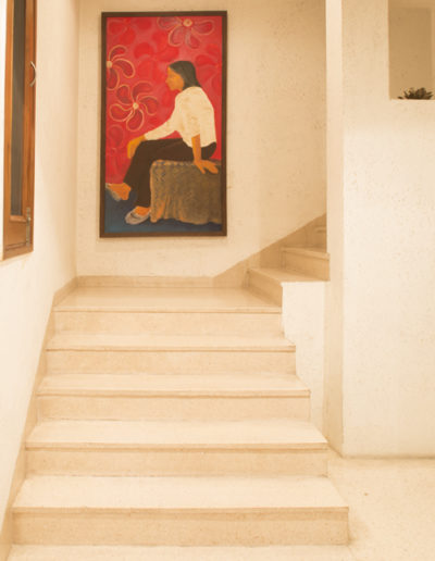 TERRAZZO STEPS, PRIVATE RESIDENCE